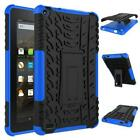 Rubber Shockproof Hybrid Hard Case Cover Stand Holder For Kindle Fire HD 7Inch l
