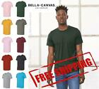 Bella + Canvas Unisex Blank Triblend Short Sleeve Tee T Shirt Top 3413 up to 3XL image