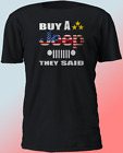 New Jeep Fiat Chrysler Truck Military T Shirt M-3XL $19.5 USD on eBay