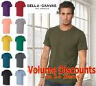 Bella + Canvas Unisex Cotton Short Sleeve Jersey Tee T Shirt Blank 3001 upto 5XL image
