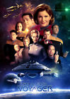 Star Trek: Voyager Movie Poster Canvas Picture Art Print Premium Quality A0- A4 on eBay