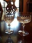 "Gorham ALTHEA Champagne Sherbet Glass(es) 5 1/4"" or 6"" wine heavy vertical cuts"
