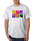 Gildan Short Sleeve T-shirt Sports Hockey Warhol