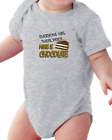 Infant Creeper Bodysuit T-shirt Everyone Has Their Price Mine Chocolate