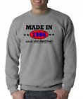Made In 1996 And Still Awesome Born Birthday Gildan Long Sleeve T-shirt
