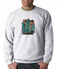 Gildan Long Sleeve T-shirt Christian The Messiah Came To set us Free