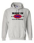 Made 1981 Still Awesome Born Birthday Gildan Pullover Hooded Hoodie Sweatshirt