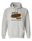 Pullover Hooded sweatshirt It's A Waitress Thing You Wouldn't Understand