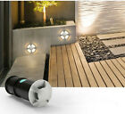 3W Mini LED Underground Lamp Outdoor Garden Path Stair Step Landscape Footlight