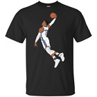 Russell Westbrook T-shirt Oklahoma City Thunder NBA² All-Star Black-Navy Men on eBay