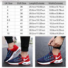 Mens Womens Air Trainers Casual Walking Gym Running Shoes Sneakers Size 6 7 8 9