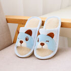 Intant Kid's Solid Fluffy Slip-On House Indoor Children Shoes Warm Slippers