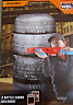 BUNKR Build Your Own Battlezone Inflatable Tire Stack New Damaged Box