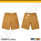 """Carhartt Men's 10"""" Rugged Flex Rigby Shorts Relaxed Fit Utility Pocket 102514"""