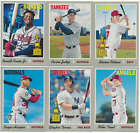 2019 Topps Heritage Short Print SP HIGH NUMBER YOU CHOOSE PICK YOURS #401-500 on Ebay