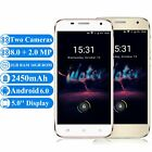 "Uhans A101s 5.0"" 2gb+16gb Mobile Phone Android 6.0 Dual Sim Smartphone 2450mah"