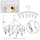 Dryer Drying Rack Clips Hanging Multifunctional Stainless Steel Portable