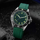 San Martin New Automatic diving watches Stainless steel Wristwatch For Men NH35  image