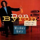Don Byron Plays the Music of Mickey Katz by Byron, Don
