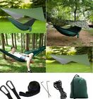 Portable Outdoor Camping Hammock Tent with Mosquito Net Swing Hammock 2 Person
