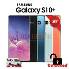 NEW Samsung Galaxy S10 Plus SM-G975U Factory Unlocked All Colors  Capacity