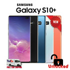 New Samsung Galaxy S10+ Plus 128/512gb 1tb (sm-g975u1 Unlocked) All Colors⚫⚪🔵🟠