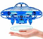 Hands Free Hover Scoot Drone Flying UFO Mini Quadcopter+3 Micro Sensors Kids Toy