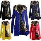 Winter Women's Thicken Jacket Warm Outwear Overcoat Long Hooded Coat Parka Tops