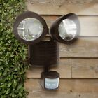 Solar Outdoor Garden Wireless PIR Motion Sensor Security Rechargeable Lights