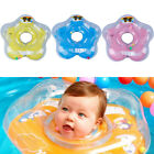 Baby Infant Pools Neck Float Ring Inflatable Ring For Bathing Circle Float R KW for sale  USA