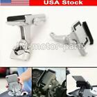 Aluminum Motorcycle Cell Phone Holder For Harley Davidson Street Glide Touring $29.8 USD on eBay