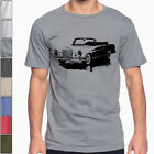 Mercedes SE W111 W112 Convertible Cabrio SOFT Cotton T-Shirt Multi Colors&Sizes image