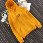 Unisex Hoodie Sweater Hip-hop Skateboard Thrasher Sweatshirts Pullover Coat US
