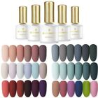 BORN PRETTY 6ML Matte UV Gel Nail Polish Soak Off Top Coat Fall Season Gel Tool