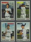 2019 Topps Heritage High Numbers Base & Short Prints Complete Your Set You Pick! on Ebay