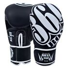 Badboxe Boxing Gloves 100% Maya Hide Leather Perfect For Workout