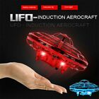 UFO Hand Flying UFO Mini IKWuction Suspension RC Aircraft Drone Toys KW