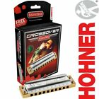 Hohner Marine Band Crossover - Hohner Diatonic Harmonicas, Harmonica in all keys