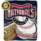 Officially Licensed Mlb Big Stick Raschel Throw Blanket, Bedding, Soft  Cozy, W on Ebay