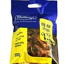 PIG EAR STRIPS - 500g (x1 / x2) - Hollings Pigs Ears Bits PawMits bp Dog Treats