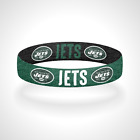 Reversible New York Jets Bracelet Wristband on eBay