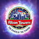 2 X ALTON TOWERS TICKETS / TUESDAY 3RD SEPTEMBER 2019