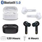 True Wireless Earbuds Bluetooth 5.0 in-Ear Stereo Headphones with Charging Box