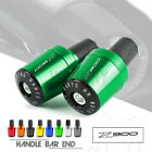 7/8 22MM Handle Bar Grips End Weights Caps Plugs Slider for KAWASAKI Z900 Z 900