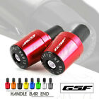 Handle Bar Grips End Caps Plugs for SUZUKI GSF 250 600S GSF650 1200 650S BANDIT