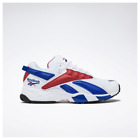 New Reebok Interval INTV 96 Trainers Shoes Sneakers- White/Scarlet/Royal(FV5520)