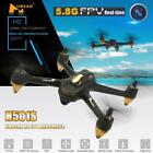 Hubsan H501S S FPV Brushless Quadcopter Drone 1080P Follow Me BNF+Battery RTH US