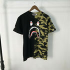 Men's Bape t Shirt Camo A Bathing Ape Tee Shirt US Size