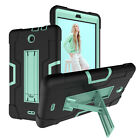For Alcatel 3T (9027W) /Joy 8 inch Case Hybrid Rugged Protecter+Screen Protector