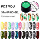 Pict You 5g Stamping Gel Polish Varnish Soak Off UV Gel for Nail Stamp Nail Art